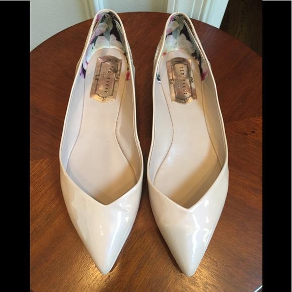 af33c110374 Ted Baker Shoes | Blush Pink Flats | Poshmark